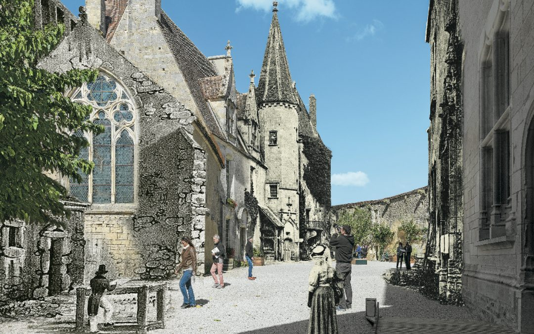 © Bibliothèque Municipale de Dijon, AD21/F. Petot/2017/D 3.4, T. Kuntz - Service Inventaire et Patrimoine - Région Bourgogne-Franche-Comté