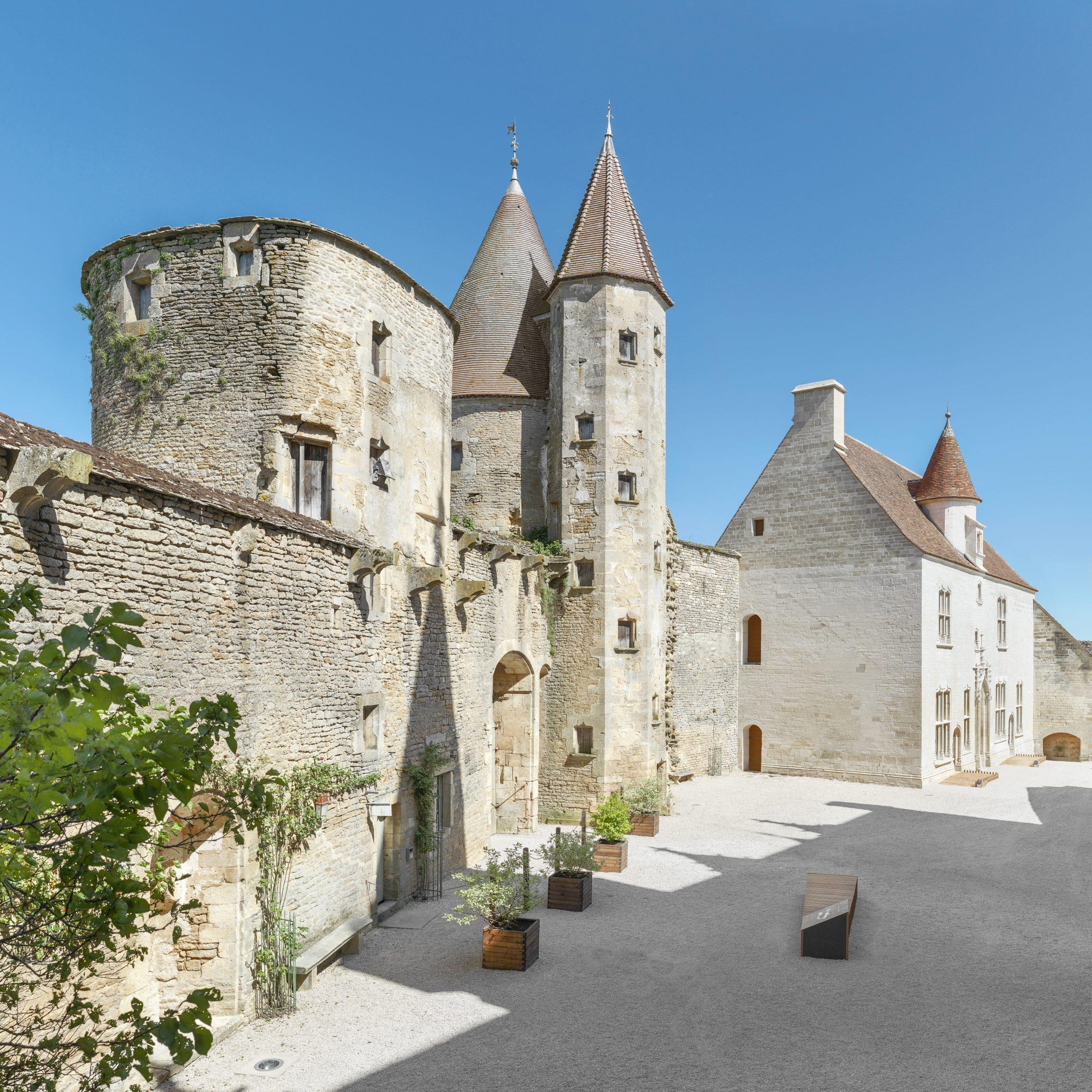 Visite guidée et personnalisée du château