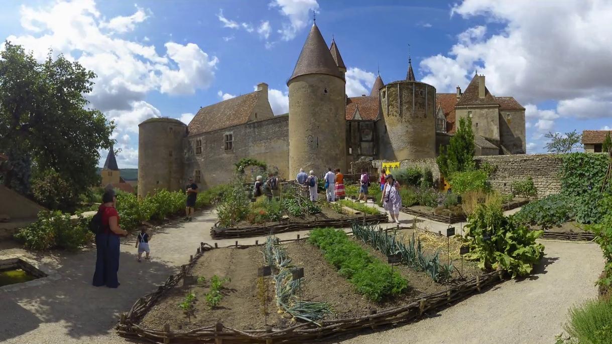 Visite guidée du château et du jardin – A partir de juin 2021