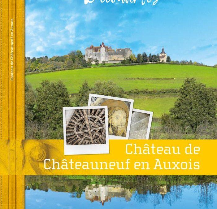 Couverture de l'Album découverte château de Châteauneuf (ed.LieuxDits-2017)