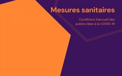 Mesures sanitaires et accueil des publics